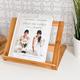 Bamboo Recipe Book Holder