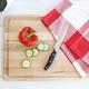 Al-Dente 14'' x 20'' Cutting Board by CL CUISILUXE