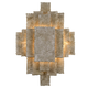 Bronson 2 Light Oxidized Silver Sconce