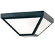 Brian Patrick Flynn for Crystorama Glacier Outdoor 2 Light Ceiling Mount