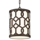Libby Langdon for Crystorama Jennings Outdoor 1 Light Chandelier