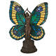 Meyda Tiffany 48019 Butterfly Lady Accent Lamp in Copperfoil finish