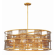 Brynhurst 8 Light Pendant