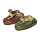 Sterling Furnishings 93-5680 Set/2 Prized Pet Boxes