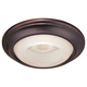 Minka Lavery Lighting 2718-167 Recessed Trim in Lathan Bronze finish