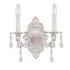 Crystorama 5022-AW-CL-MWP Clear Hand Cut Crystal Chandelier