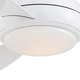 Minka Aire GF516A Ceiling Fan Glass Replacement (white opal) for Minka Aire Concept Ceiling Fan Models: F516 / F517 / F518 / F519 All Finishes