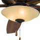 Minka Aire GF522-2 Ceiling Fan Glass Replacement for Minka Aire Mojo Ceiling Fan Models: F522-ORB/TS