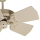 Craftmade B530S-AW Fan Blades Antique White