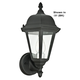 Sunset Lighting F7847-62 Cast Aluminum Cl.Gl Up Light in Rubbed Bronze Finish