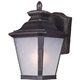 Knoxville EE 1-Light Outdoor Wall Lantern In Bronze Finish