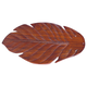 Craftmade B556T-LO1 Fan Blades Carved Philodendron-  Light Oak