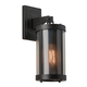 Bluffton 1 Bulb Oil Rubbed Bronze Outdoor Lantern Wall Sconce