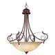 Craftmade Exteriors Preston Place - Augustine 5 Light Inverted Pendant in Augustine