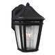 Londontowne 1 - Light Outdoor Sconce in Black
