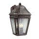 Londontowne 3 - Light Outdoor Sconce in Weathered Chestnut