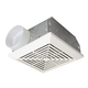 Craftmade Teiber Builder Ventilation - TFV70 - 70 CFM Bathroom Exhaust Fan - White