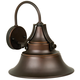 Craftmade Exteriors Union - Oiled Bronze Gilded Large Wall Mount in Oiled Bronze Gilded