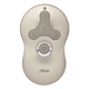 Universal Peanut Remote Control w/Receiver - 3 speeds and Light Dimmer (Platinum)