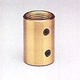 Craftmade Coupler-PB Ceiling Fan Downrod Coupler in Polished Brass