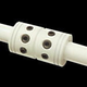 Emerson CFDCAW Ceiling Fan Downrod Coupler in Off White