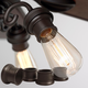 Emerson VB100ORB Ceiling Fan Vintage Bulb Adapters in Oil Rubbed Bronze