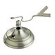 Monte Carlo MC83EP Ceiling Fan Bowl Cap and Finial in English Pewter