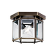 Bretton - Two Light Ceiling Flush Mount in Heirloom Bronze