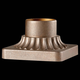 CLOSEOUT SPECIAL - Murray Feiss PIER MT-BB Accessory For Outdoor Lantern in Burnished Bronze finish