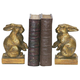 Sterling Furnishings 4-83037 Pair Baby Rabbit Bookends
