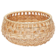 Small Natural Fish Scale Basket