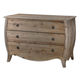 Uttermost Gavorrano Bombe Foyer Chest