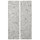 Uttermost Frost On The Window Wall Art - S/2