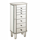 7 Drawer Jewelry Armoire L18