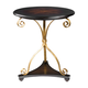 Lanzo Walnut Accent Table