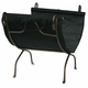 Uniflame W-1617 Bronze Wrought Iron Log Rack With Canvas Carrier