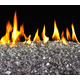 Bronze Fireplace Glass Crystals - 7.5lb bag
