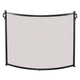 Bowed Fireplace Screen - 39