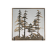 Tall Pines Fireplace Screen - 34