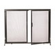 Classic Screen With Doors - PC - Graphite - 38