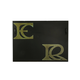 Monogram Fireplace Cover. Custom Crafted In Yorkville - New York Please Allow 30 Days