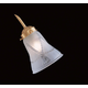 Minka Lavery Lighting 2625 Glass in Frosted and Clear finish; ENERGYSTAR Compliant Fixture