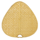Fanimation PUD1C Fan Blades Natural Finish Wide Oval Woven Bamboo