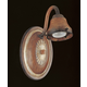 Minka Lavery Lighting W1-126 2005 Wall Bracket New Finish in Belcaro Walnut finish