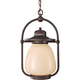Mc Coy 1 Bulb Grecian Bronze Outdoor Lighting