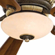 Minka Aire GF544-1 Ceiling Fan Glass Replacement for Minka Aire Calais Ceiling Fan Model: F544-GBZ