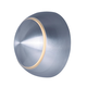Alumilux LED Outdoor Wall Sconce in Satin Aluminum