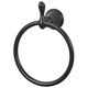 Towel Ring - Towel Ring In Oil Rubbed Bronze - Zinc And Metal