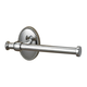 Toilet Tissue Holder - Toilet Roll Holder In Chrome - Zinc And Metal