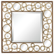 Mirror - Metal Mirror With 1